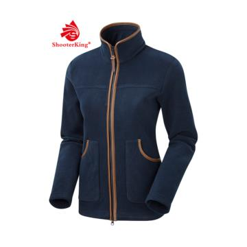 SHOOTERKING Performance Fleece Jacket Ladies navy blue